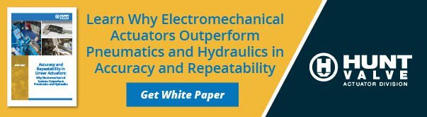 Click Here to Download the Accuracy and Repeatability in Linear Actuators white paper!